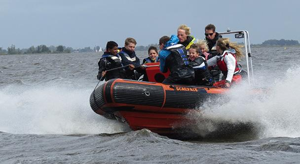 Indoor en outdoor activiteiten in Friesland
